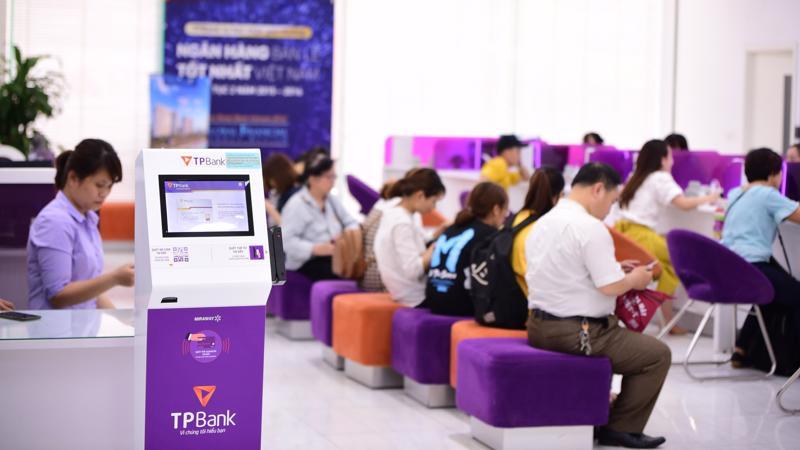 TPBank nâng số cổ phiếu quỹ lên hơn 30 triệu đơn vị.
