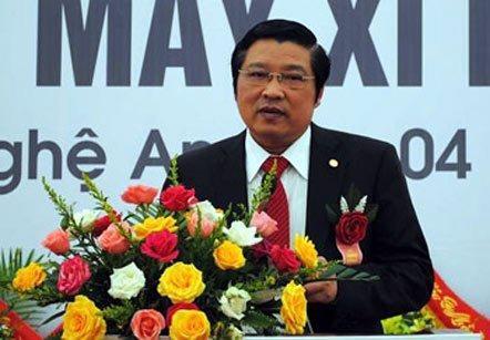 Ông Phan Đình Trạc, tân Phó trưởng ban Nội chính Trung ương.<br>
