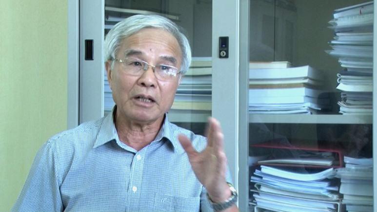 PGS.TS Trần Chủng, Chủ tịch Hiệp hội Các nhà đầu tư công trình giao thông đường bộ Việt Nam.