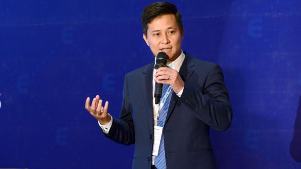 Ông Trần Công Quỳnh Lân, Phó tổng giám đốc Ngân hàng VietinBank.