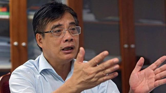 Tiến sĩ Trần Đình Thiên cho rằng chỉ bán 1% vốn không thể biện minh là cổ phần hoá thành công