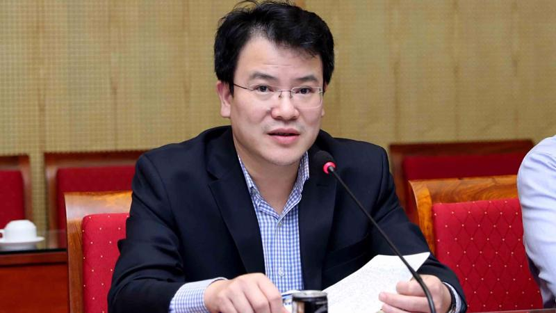 Ông Trần Quốc Phương, Thứ trưởng Bộ Kế hoạch và Đầu tư