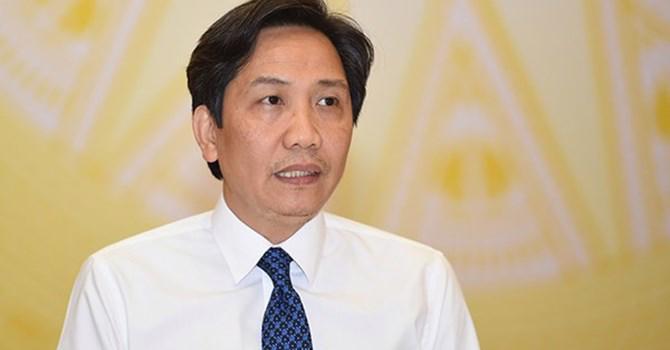Thứ trưởng Bộ Nội vụ Trần Anh Tuấn.<br>