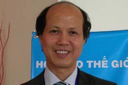 Thứ trưởng Bộ Xây dựng Nguyễn Trần Nam.