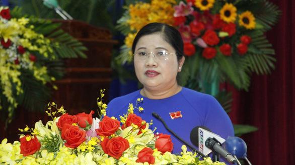 Bà Trần Tuệ Hiền, Chủ tịch UBND tỉnh Bình Phước