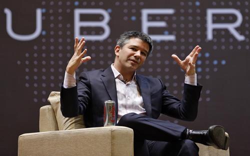 Travis Kalanick sẽ tạm rời Uber một thời gian - Ảnh: Reuters.