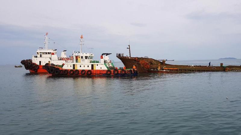 Doanh nghiệp nhập khẩu tàu biển đã qua sử dụng để phá dỡ phải là doanh nghiệp Việt Nam do tổ chức, cá nhân Việt Nam nắm giữ 100% vốn điều lệ.