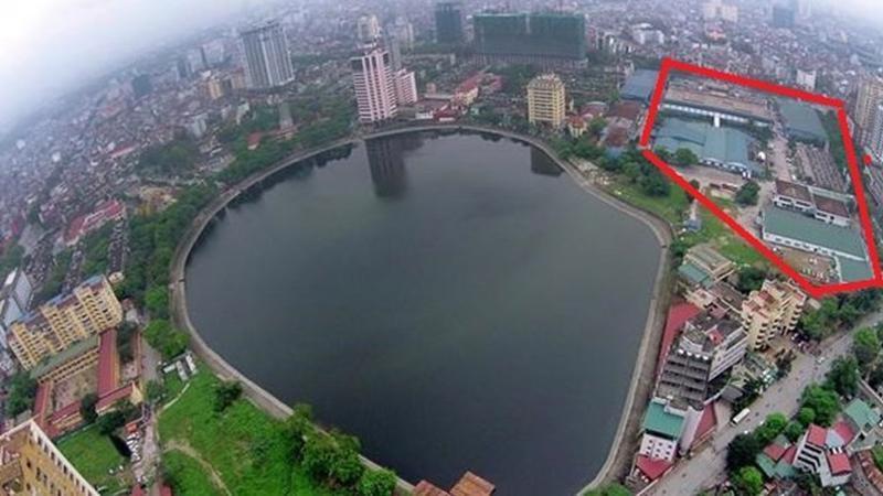VEF sở hữu những lô đất vàng đắt giá tại Hà Nội