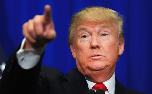 """<span style=""""font-family: &quot;Times New Roman&quot;; font-size: 14.6667px;"""">Việc ông Trump sa thải ông Paul Manafort đã diễn ra 1 tuần sau khi ông Trump cố gắng điều chỉnh chiến dịch tranh cử theo hướng gần hơn với cách mà các ứng viên Tổng thống Mỹ trước đây đã làm - Ảnh: Slate</span>"""