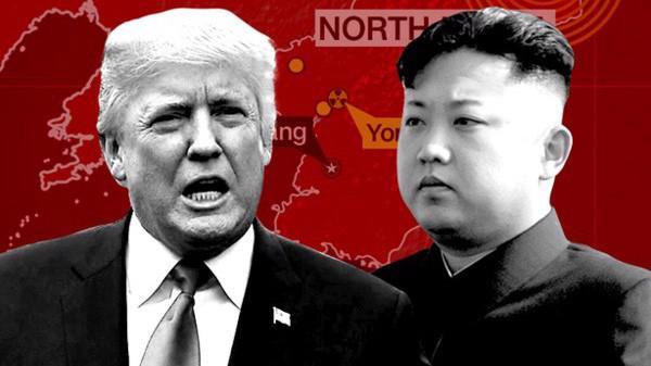 Cuộc gặp thượng đỉnh Mỹ-Triều lần thứ nhất diễn ra ở Singapore hồi tháng 6 năm ngoái, với lời hứa tiến tới phi hạt nhân hóa bán đảo Triều Tiên. Song kể từ đó đến nay, tiến trình đàm phán giữa hai nước chưa có bước tiến rõ rệt nào - Ảnh: CNN.