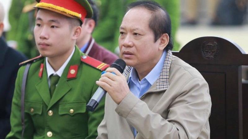 Ông Trương Minh Tuấn nói lời xin lỗi nhân dân, Đàng và Nhà nước.