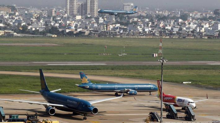 Sân bay Tân Sơn Nhất tới đây sẽ là mục tiêu trọng điểm cần bảo vệ.