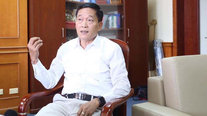 Ông Trần Văn Tùng, Thứ trưởng Thường trực Bộ Khoa học và Công nghệ