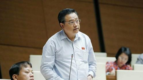 Ông Trần Sỹ Thanh nguyên là Bí thư Tỉnh ủy Lạng Sơn.