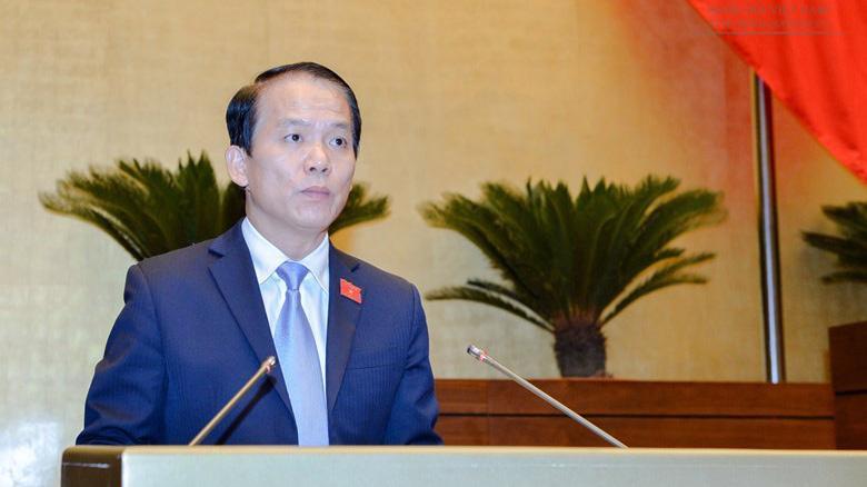 Đại biểu Hoàng Thanh Tùng, Phó chủ nhiệm Uỷ ban Pháp luật, được đề cử bầu Uỷ viên Uỷ ban Thường vụ Quốc hội.