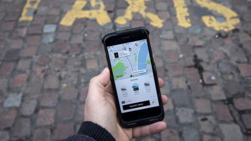 57 triệu người Uber dùng bị đánh cắp thông tin.