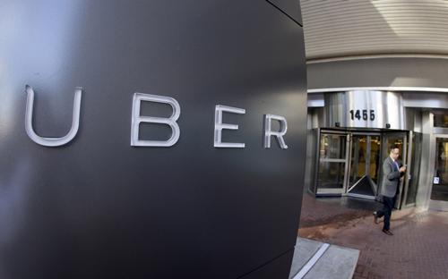 SoftBank sẽ đầu tư khoảng 1 – 1,25 tỷ USD vào Uber - Ảnh: Techcrunch.<br>