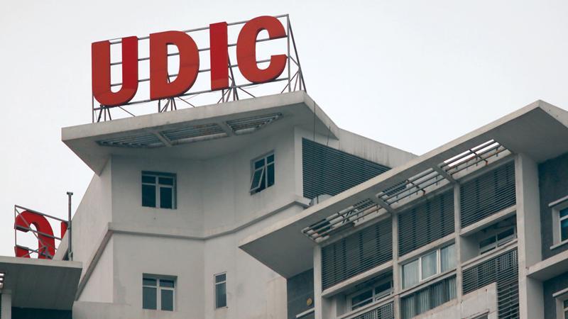 Nhiều công ty họ nhà UDIC thuộc diện giám sát đặc biệt.