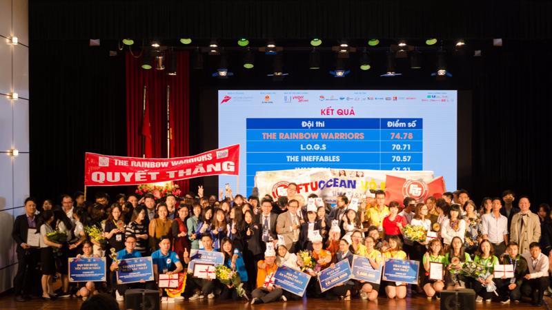 Tài năng trẻ Logistics Việt Nam 2018 là tiền đề, là bản lề để các bạn có thể giành được những thành công lớn trong ngành Logistics.