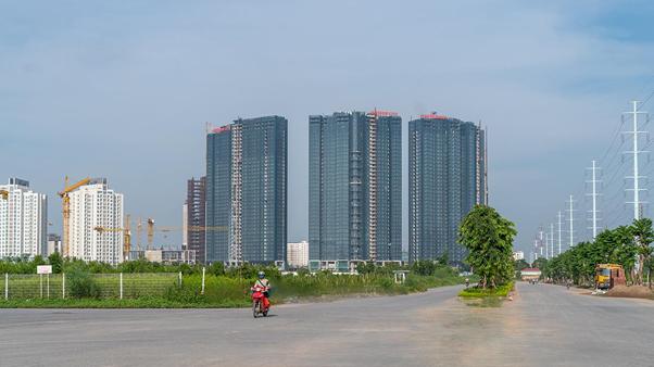 Tính đến thời điểm hiện tại, với tiến độ xây dựng vượt kế hoạch, sức nóng của dự án Sunshine City cũng ngày một tăng.