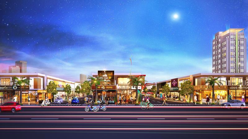 The Eden City là khu đô thị mới nhất được công bố trên thị trường bất động sản Bến Cát - Bàu Bàng.