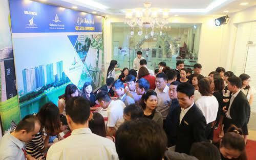 Hơn 500 khách hàng đến tham dự sự kiện tại Ha Duong Palace.<br>