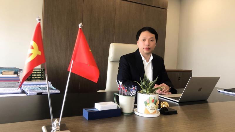 ông Nguyễn Huy Dũng, Cục trưởng Cục tin học hóa, Bộ Thông tin và Truyền thông