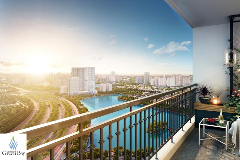 Vinhomes Green Bay - The Residence đang sở hữu khung giá từ 1,5 tỷ đến 3,2 tỷ đồng.
