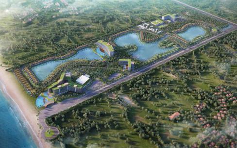 Khu nghỉ dưỡng dự kiến phát triển tại bãi Ông Lang - Phú Quốc sẽ mang thương hiệu Mövenpick Hotels & Resorts và được phát triển bởi MIKGroup.