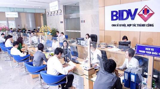 BIDV đã thực hiện dự án xây dựng các công cụ đo lường rủi ro tín dụng hiện đại theo phương pháp tiếp cận dựa trên xếp hạng nội bộ.