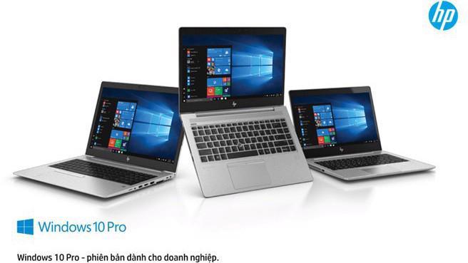 Dòng sản phẩm HP EliteBook 800 series G5 mới sở hữu thiết kế gọn nhẹ.