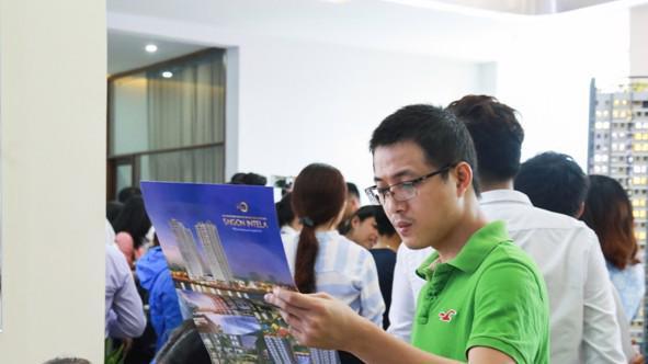 Với mức giá chỉ từ 1,2 tỷ đồng/căn hộ 2 phòng ngủ, 2 nhà vệ sinh, khu căn hộ thông minh ven sông Saigon Intela được nhiều người trẻ lựa chọn.