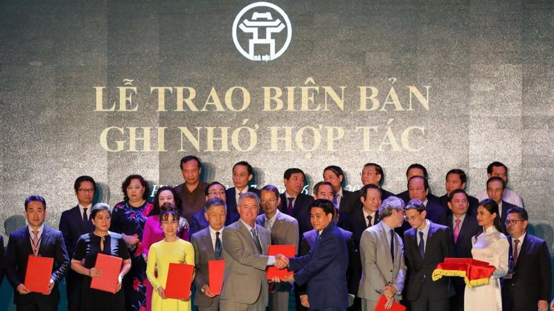 BUV cam kết tiếp tục đóng góp vào sự phát triển ngành giáo dục của Hà Nội nói riêng và Việt Nam nói chung.