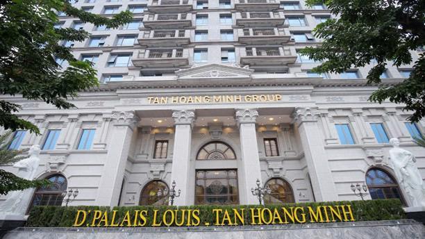 D'. Palais Louis sở hữu vị trí đắc địa tại trung tâm hành chính mới của Hà Nội.