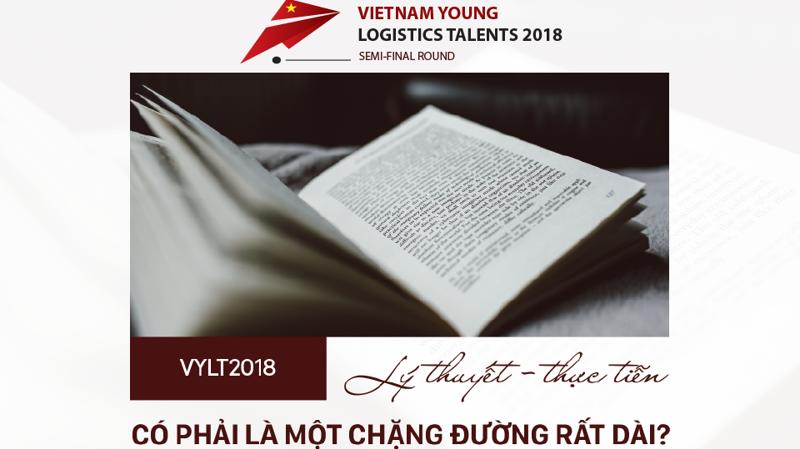 """Vòng Bán kết cuộc thi """"Vietnam Young Logistics Talents 2018"""" chắc chắn sẽ diễn ra rất sôi động và có nhiều yếu tố bất ngờ."""