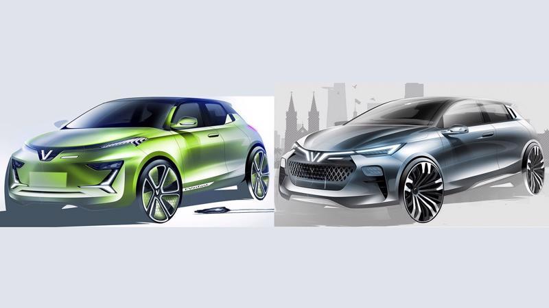 Chung cuộc, mẫu xe điện IDG EV A và xe cỡ nhỏ IDG ICE A đã về nhất với tỷ lệ bình chọn lần lượt là 22,8% và 21%.