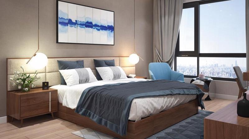 Các căn hộ tại 6th Element có thiết kế tối ưu công năng và diện tích sử dụng.