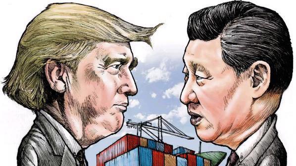 Một trong những vấn đề khiến thị trường quan tâm nhiều nhất là liệu Washington và Bắc Kinh có thể đạt một thỏa thuận thương mại trước thời hạn 1/3 - Minh họa: Rightways.