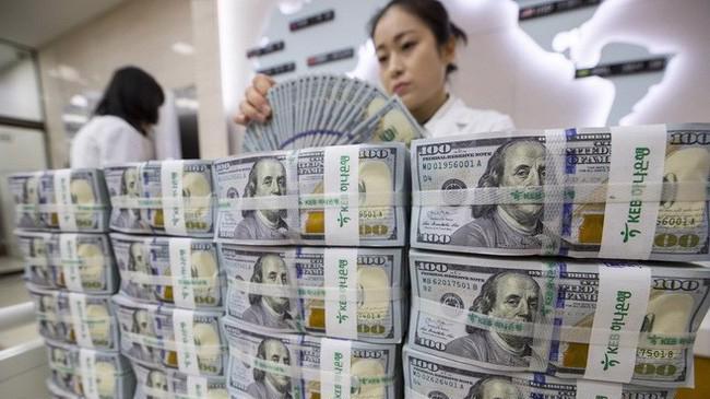 Kết thúc ngày 6/9, tỷ giá trên liên ngân hàng dừng tại 23.192 VND/USD.