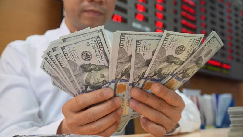 Phiên ngày 5/12, tỷ giá liên ngân hàng chốt phiên ở mức 23.170 VND/USD