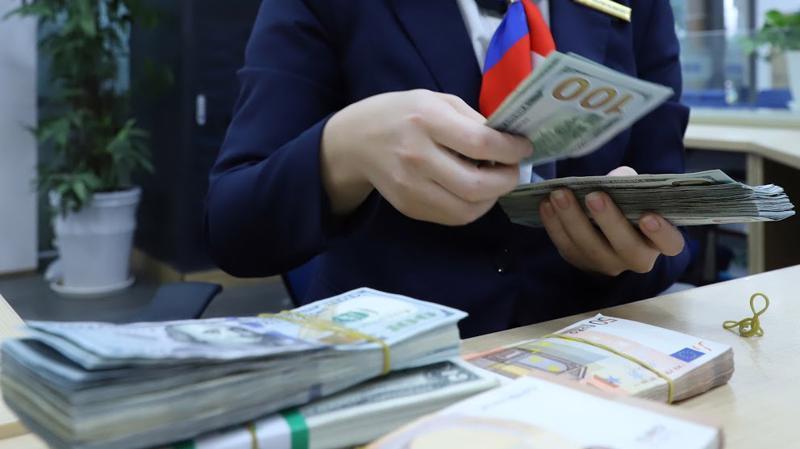 Tỷ giá USD/VND ổn định - Ảnh: Quang Phúc