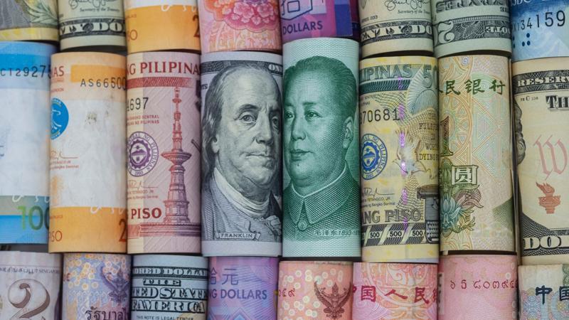 Đại dịch khiến mức nợ trên trên toàn cầu tăng vọt - Ảnh: AFP