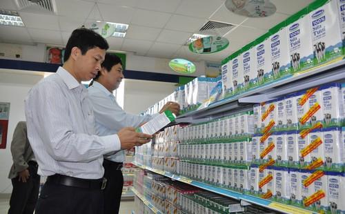 Vinamilk cũng là thương hiệu dẫn đầu của Việt Nam trong danh sách 50 thương hiệu có giá trị lớn nhất Việt Nam do hãng tư vấn định giá thương hiệu Brand Finance (Anh) vừa công bố vào đầu tháng 10 vừa qua.