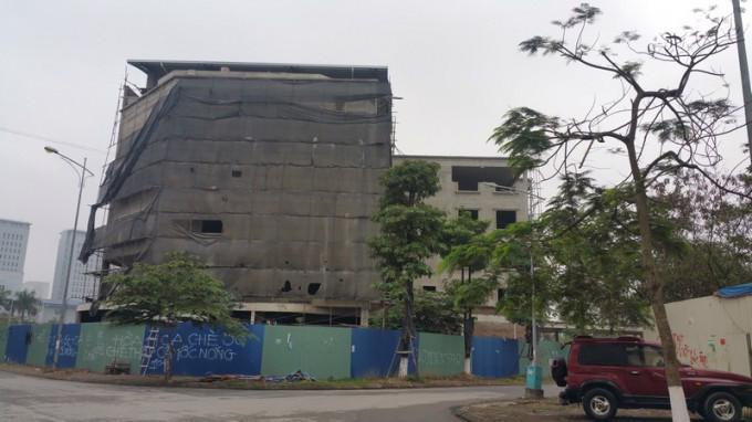 Dự án đầu tư xây dựng Trường Tiểu học Văn Phú Victoria.