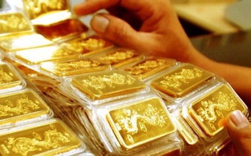 Từ tháng 2/2013 đến nay có khoảng 2 tấn vàng miếng phi SJC được chuyển đổi qua phương án tạm xuất, tái nhập.