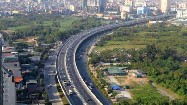 Hà Nội đổi 700 ha đất lấy 5 con đường - Ảnh minh hoạ.