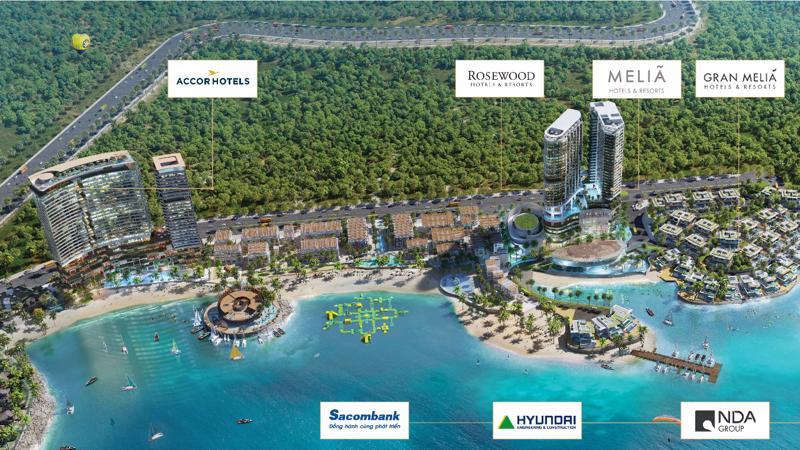 Vega City Nha Trang hâm nóng thị trường nghỉ dưỡng khi quy tụ các đối tác chiến lược hàng đầu.