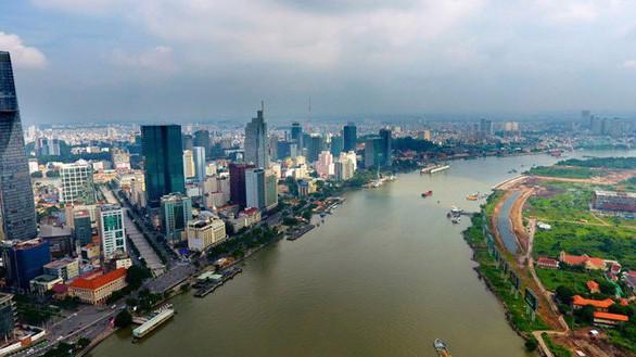Dự án đề xuất lấy 5% diện tích đất Tp.HCM để làm Đại lộ ven sông Sài Gòn.