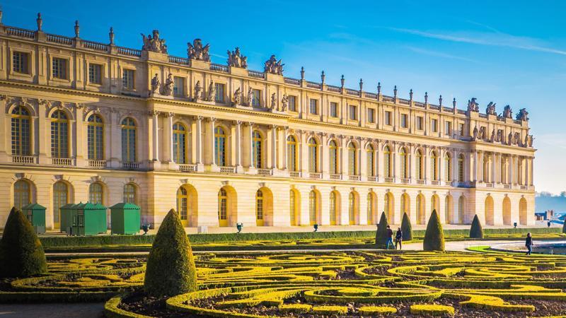 Cung điện Versailles - Ảnh: Shutterstock.