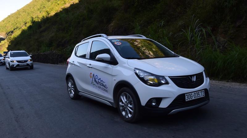 VinFast Fadil trở nên nổi bật khi đạt chứng nhận an toàn ở mức 4 sao của ASEAN NCAP.
